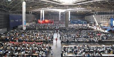 Campus Party Brazil 2008