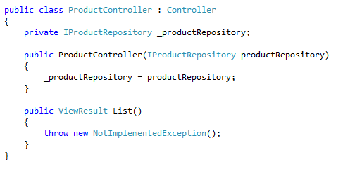 TDD in ASP NET MVC Applications with Moq Framework